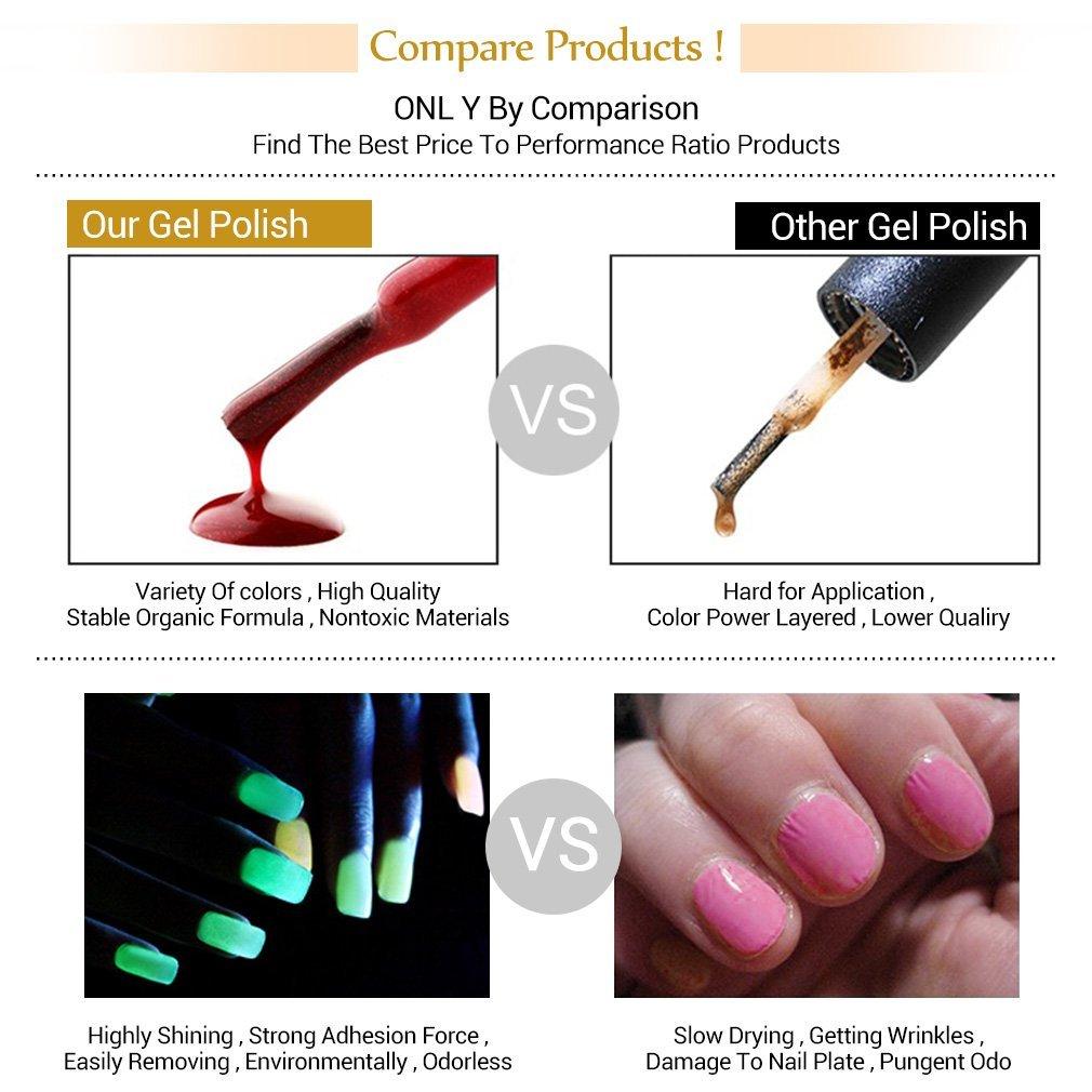 FairyGlo nail polish 5