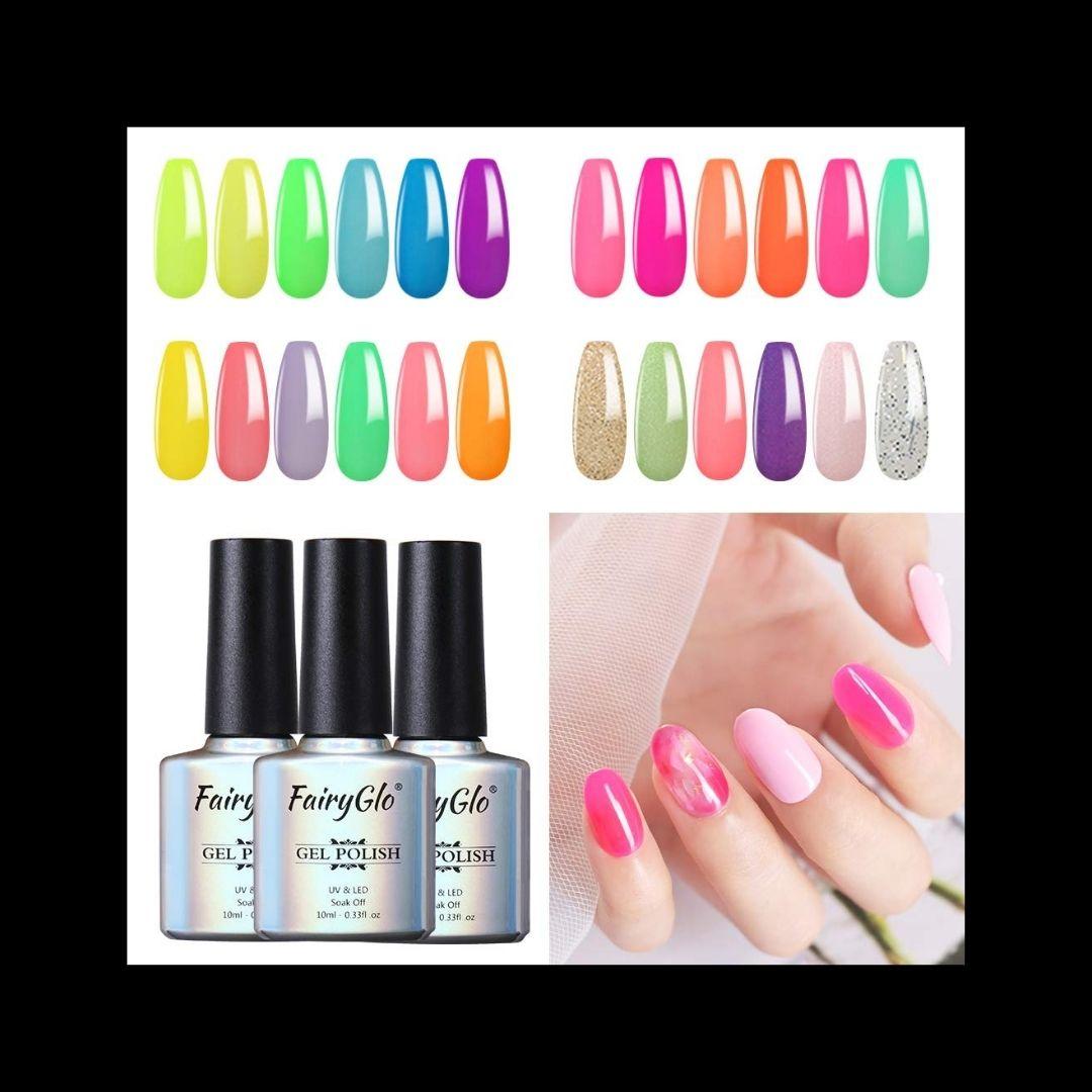 FairyGlo nail polish review