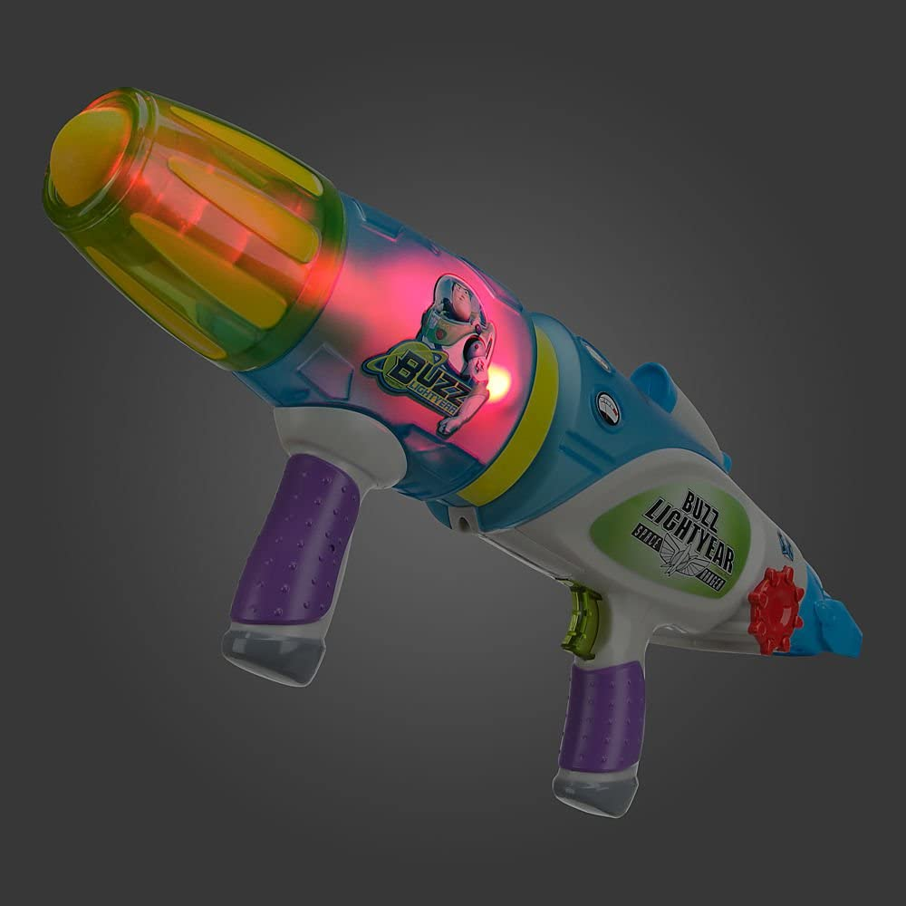 Glow in the dark Buzz Lightyear blaster 2