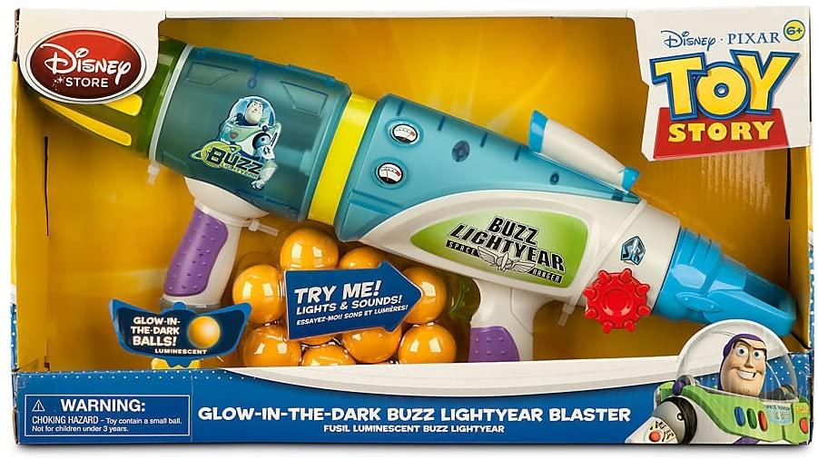 Glow in the dark Buzz Lightyear blaster 3