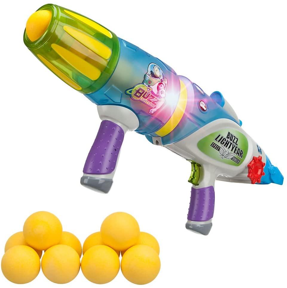Glow in the dark Buzz Lightyear blaster