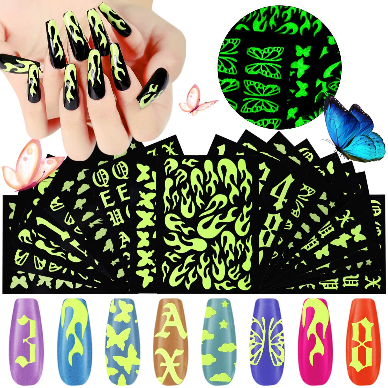 Kalolary nail stickers 1