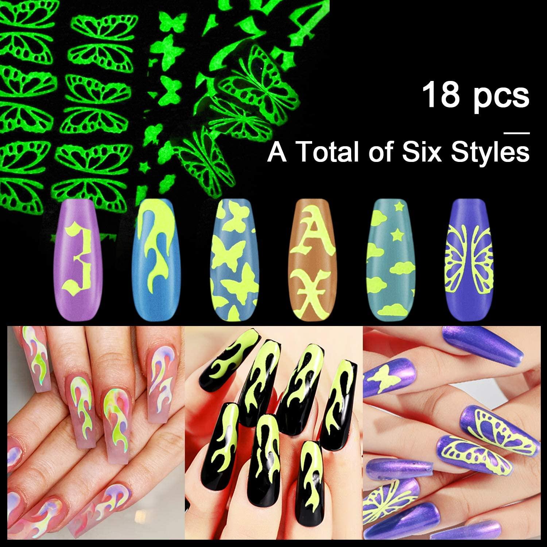 Kalolary nail stickers 3
