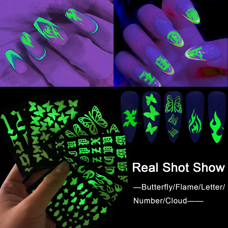 Kalolary nail stickers 5