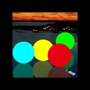 LED Beach Ball review