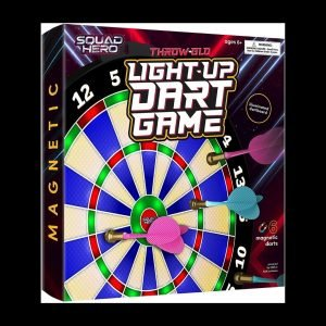 Light up dart board review
