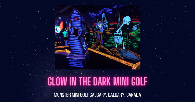 Monster Mini Golf Calgary Calgary Canada