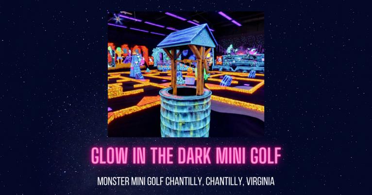 Monster Mini Golf Chantilly Chantilly Virginia