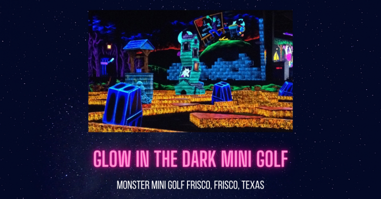 Monster Mini Golf Frisco Frisco Texas