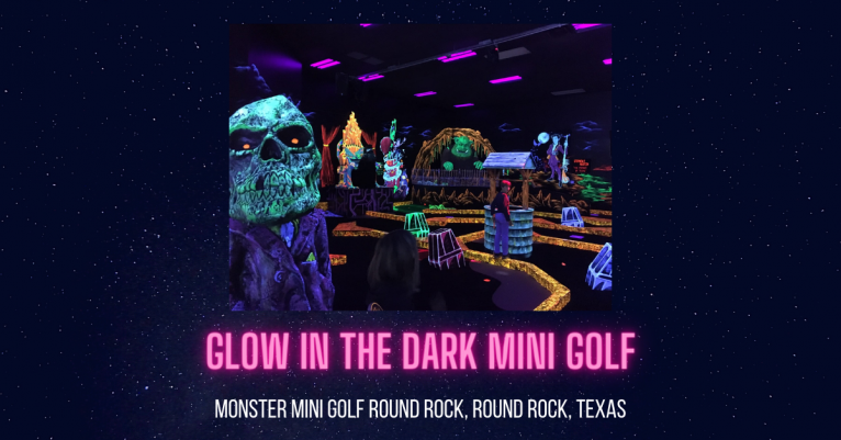 Monster Mini Golf Round Rock Round Rock Texas