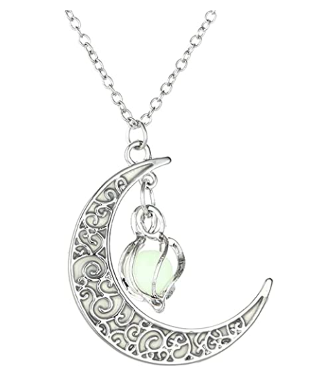 Nuoxian moon necklace 1