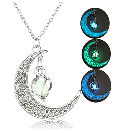 Nuoxian moon necklace 2