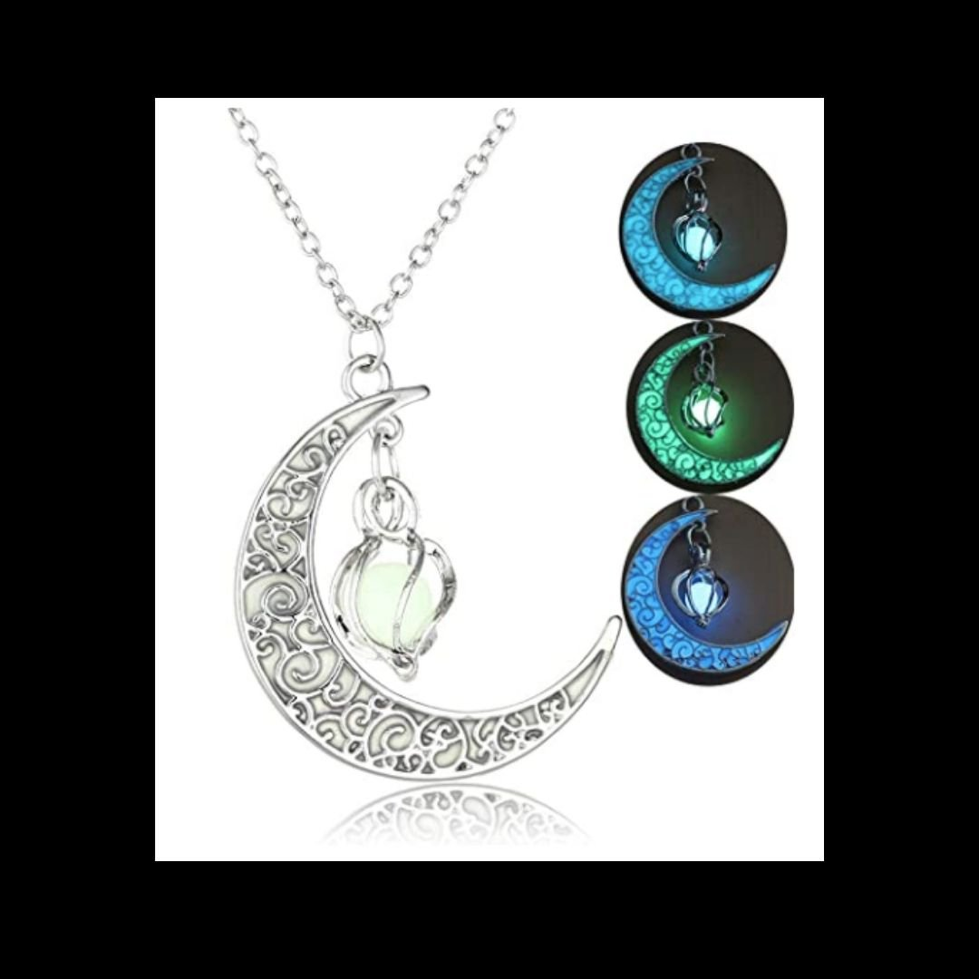 Nuoxian moon necklace review