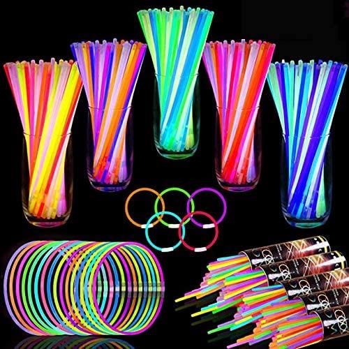 Set of 500 glow sticks review 1