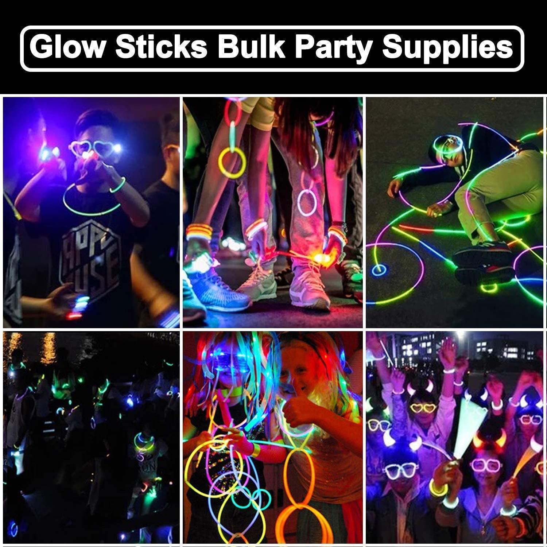Set of 500 glow sticks review 3