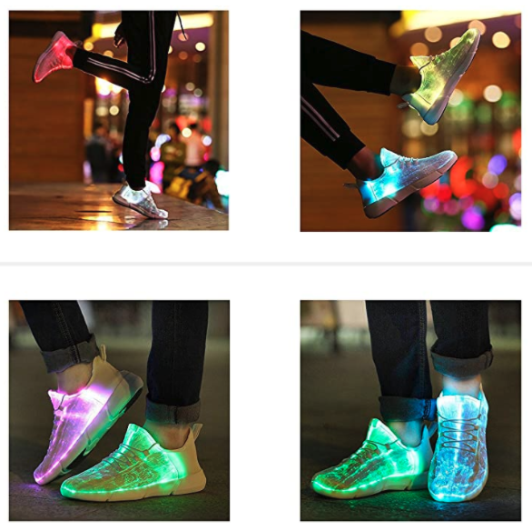 Shinmax LED shoes 4