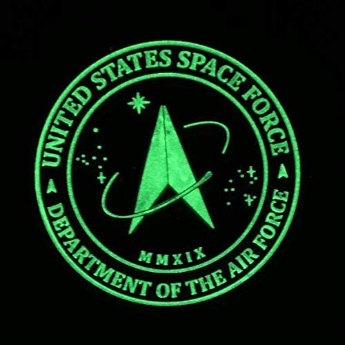 Space Force morale patch 2