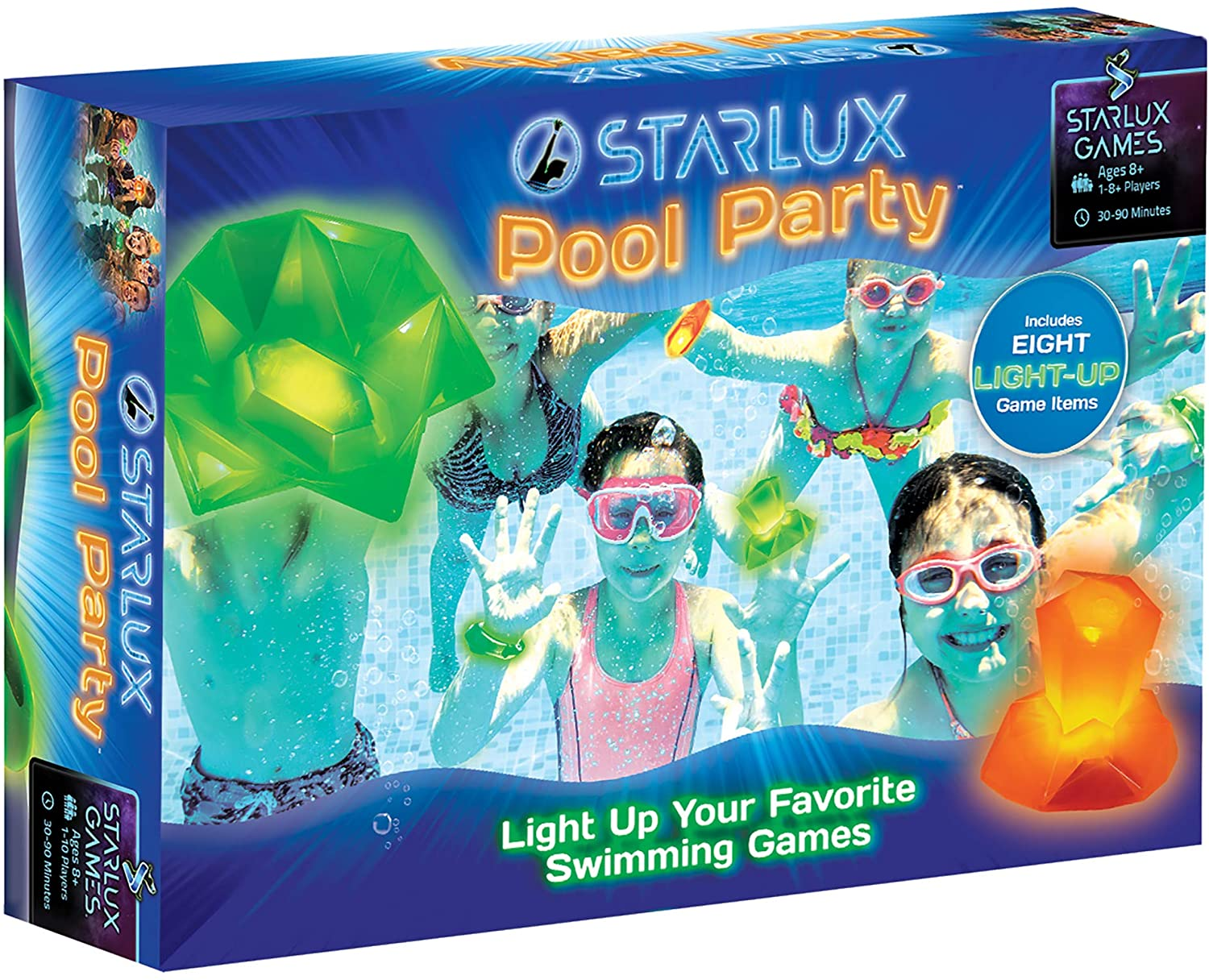 Starlux Pool Party 1