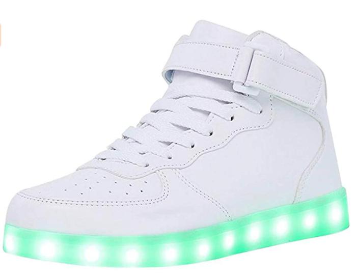 Wonzom LED shoes 1