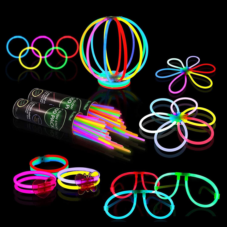 glow in the dark glow sticks 1