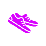 glow in the dark shoes
