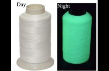 Bettli Glow in the Dark Thread for Embroidery, detailed review