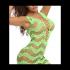 Glow in the dark FasiCat Women Fishnet lingerie, full review