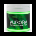 Aurora glow in the dark green paint by Spacebeams, detailed review