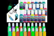 FunShowCase Liquid Dye for Glow in the Dark Epoxy Resin, detailed review