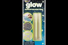 Glowstars Glow in the Dark Markers set, detailed review