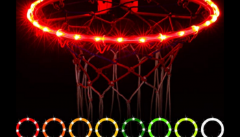 Waybelive LED Basketball Hoop Lights review