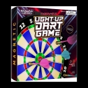 Magnetic Dart Board Glow in the Dark game, detailed review