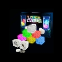 Lit Ice Cubes multi-color LED Glow in the Dark ice cubes, detailed review