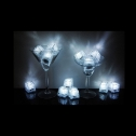 LiteCubes White LED Light Up Glow in the Dark ice cubes, detailed review