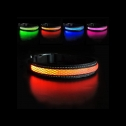 Masbrill Light Up LED Glow in the Dark dog collar, detailed review