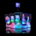 Samoii decorative multi-color LED Glow in the Dark ice cubes, detailed review