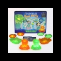 Starlux Games Glow in the Dark games and pool toys, detailed review