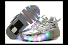 Ufantasy Light Up LED Glow in the Dark roller shoes, detailed review