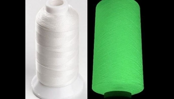 YEHAM Glow in the Dark Thread for Embroidery, detailed review
