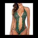 Glow in the dark Avidlove One Piece Lingerie Lace Teddy Bodysuit, full review