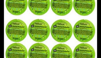 ONE glowing pleasures glow in the dark condoms, full review