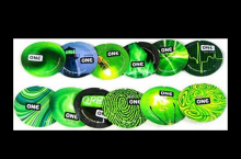 ONE glow in the dark premium condoms with silver Lunamax pocket case, full review